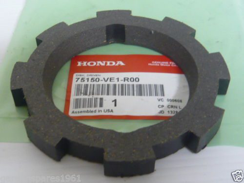 Genuine Honda Lawnmower HRX537/HRX476 Blade Clutch P/N 75160-VE1-ROO