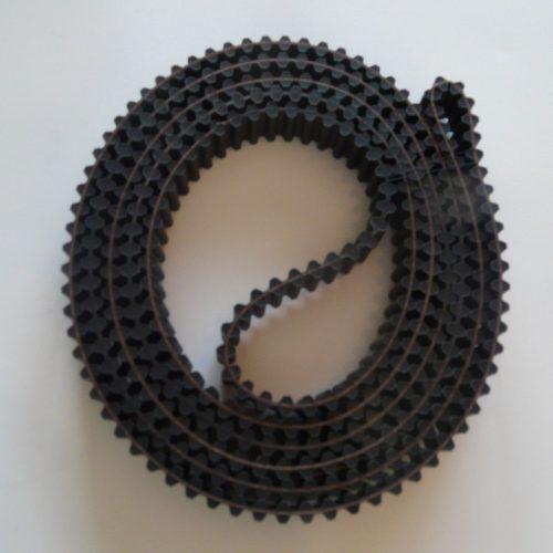 John Deere Toothed Timing Belt Fits LTR155, LTR166, LTR180 M133858, M150718