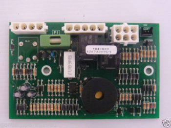 Mountfield/ Castelgarden/ Twin-cut/ Stiga/ Alpina Circuit Board P/N 125722415/1