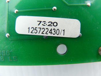 Mountfield/ Castelgarden/ Twin-cut/ Stiga/ Alpina Circuit Board P/N 125722430/1