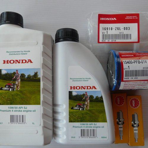 Honda Genuine Ride On Lawnmower Service Kit Fits Models HF2417, Hf2315/2415