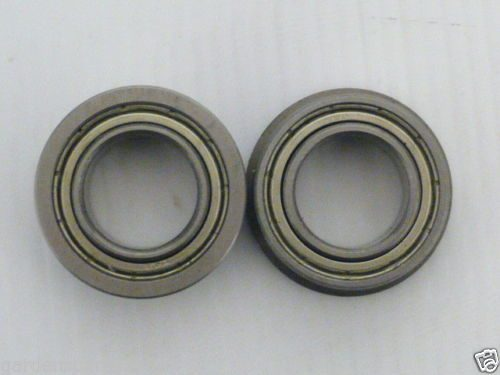 Mountfield/ Castlegarden/ Honda Ride on Front Wheel Bearings P/N 125122200/2